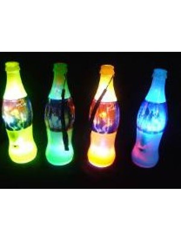 Chifle Botella Led