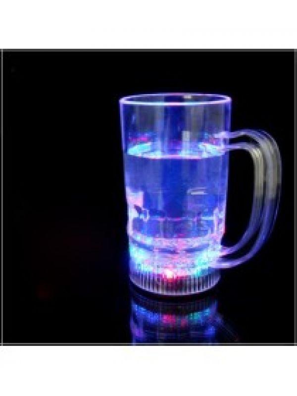 Vaso de Cerveza Led