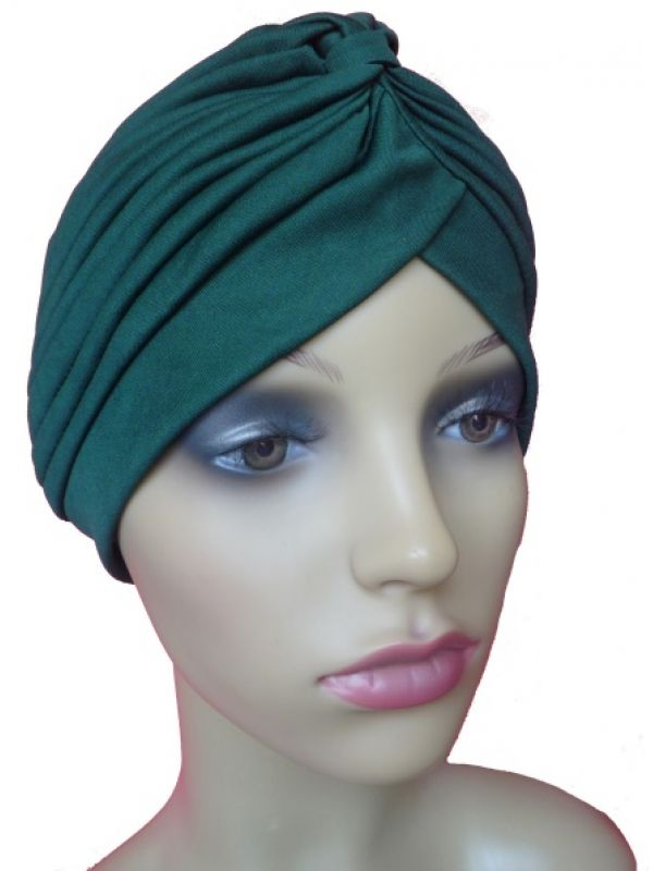 Gorro turbante de colores