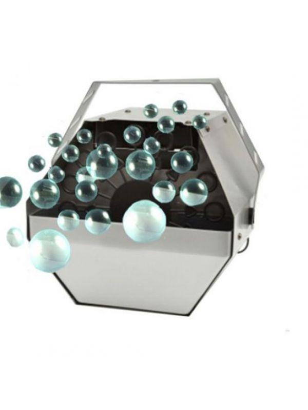 Maquina de burbujas c/ control remoto