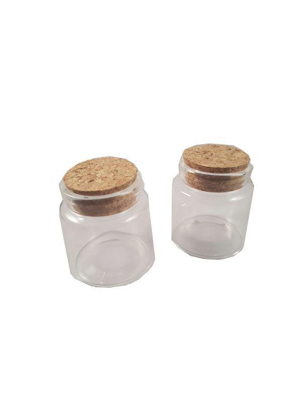 Souvenir frasco ancho x6
