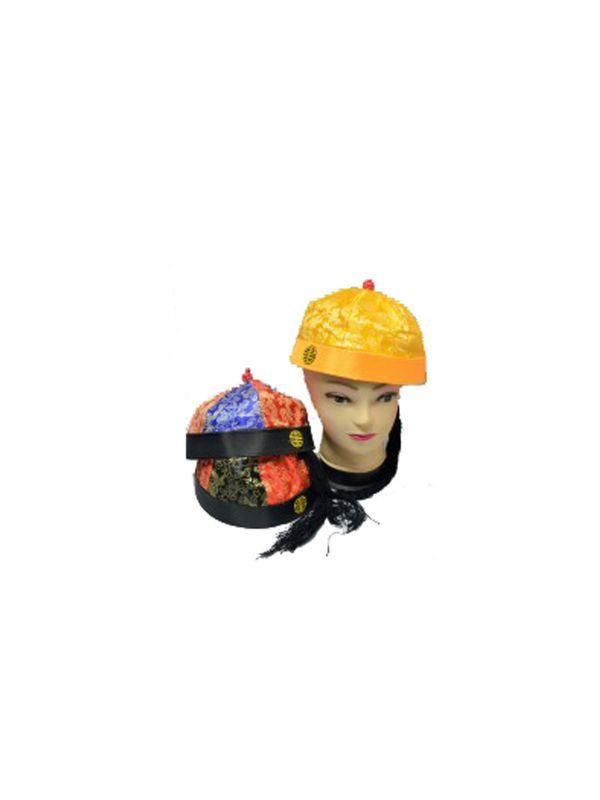 Gorro chino trenza