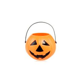 Calabaza Halloween Plastico