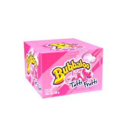 Caja de chicles Bubbaloo
