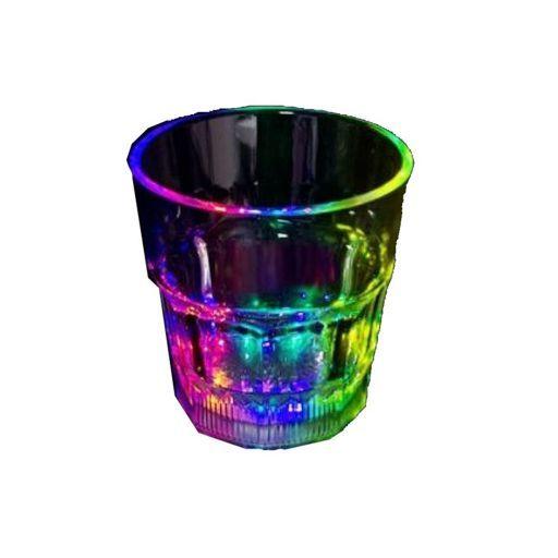 Vaso Whisky Con Luz