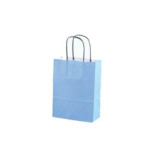Bolsa de papel x12 Mediana