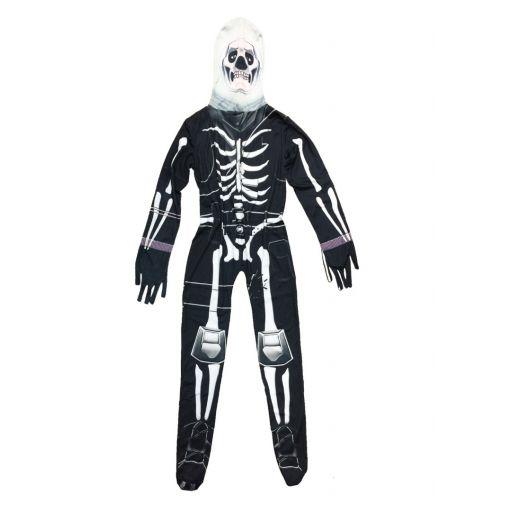 Disfraz Esqueleto con mascara