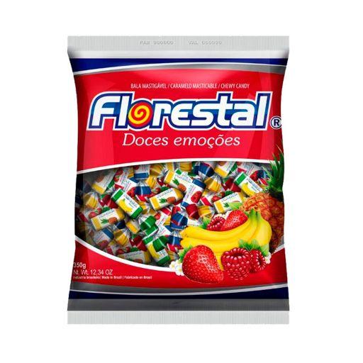 Caramelos Masticables Florestal