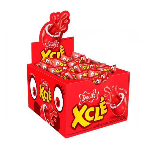 Chicles Xclé (rellenos)