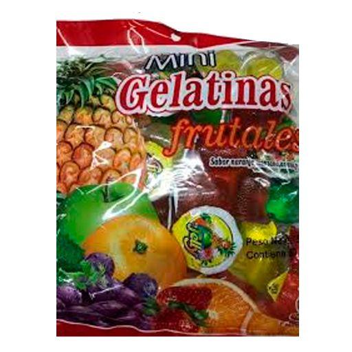 Gelatinas Frutales