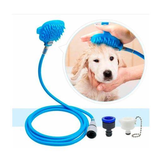Ducha Cepillo para mascotas