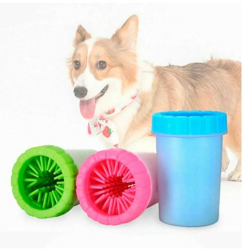 Higienizador de patas mascotas