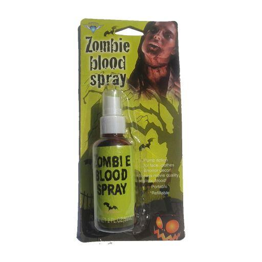 Sangre de Zombie Halloween