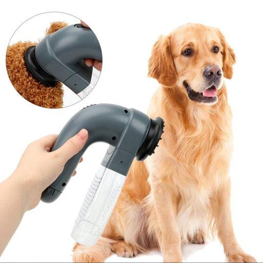Aspiradora quita pelos para mascotas